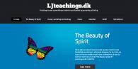 Firma hjemmeside: ljteachings.dk