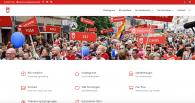 Pan Idræt hjemmeside