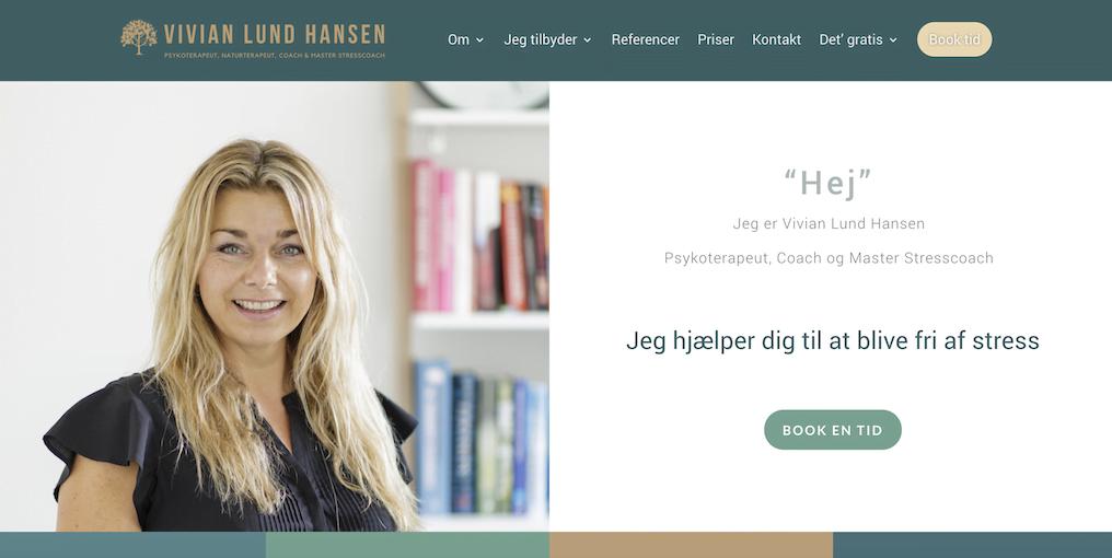 Vivian Lund Hansen reference